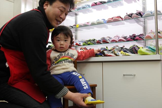「足育」でバランスのとれた足と身体を作りましょう!